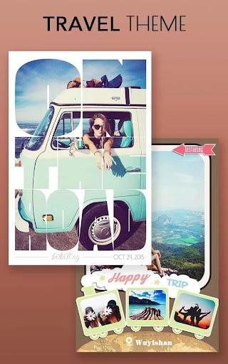 Photo Collage - InstaMag screenshot 19