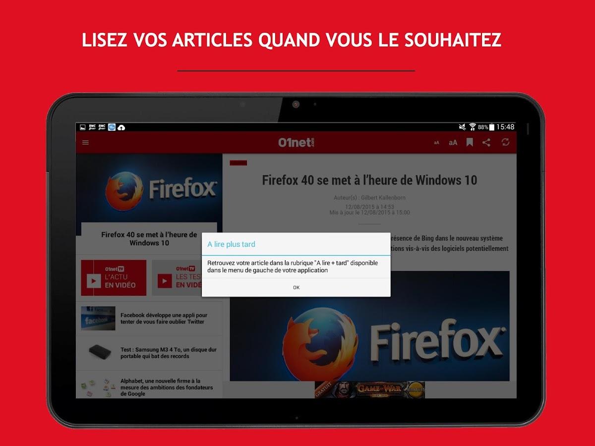 01net- screenshot