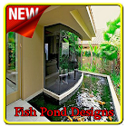 Fish Pond Designs Ideas icon
