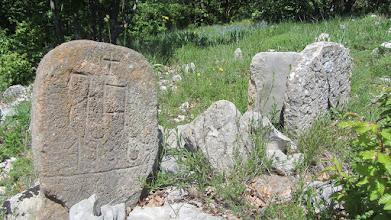 Photo: De begraafplaats Mirila