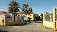 Instalaciones del IFAPA en La Mojonera