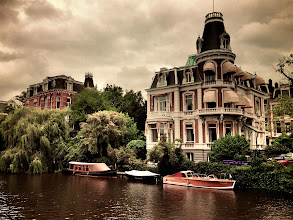 Photo: Amsterdam afternoon A timeless place  #365project curated by +Simon Kitcher+Patricia dos Santos Patonand +Vesna Krnjic  #iphoneography  #amsterdam