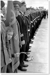 Leningrad, Russie, 9 mayo 1973