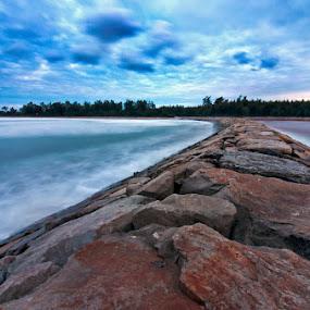 by Zulhazman Ha - Landscapes Beaches