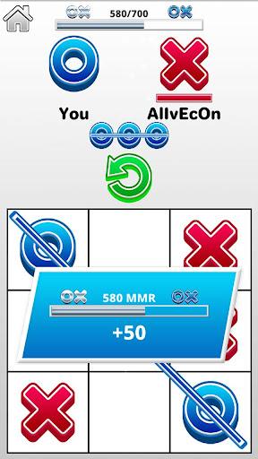 Tic Tac Toe 2 player games, tip toe 3d tic tac toe apktram screenshots 10