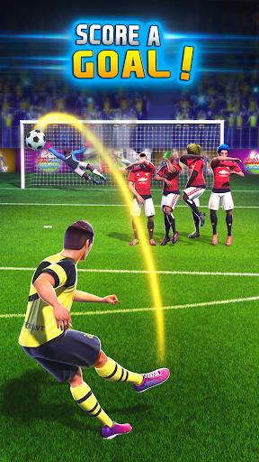 Shoot Goal: Ligue Mondiale 2018 Jeu de Foot fond d'écran 1