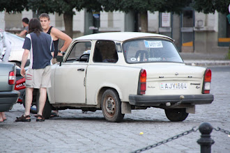 Photo: Day 74 - Another Trabant