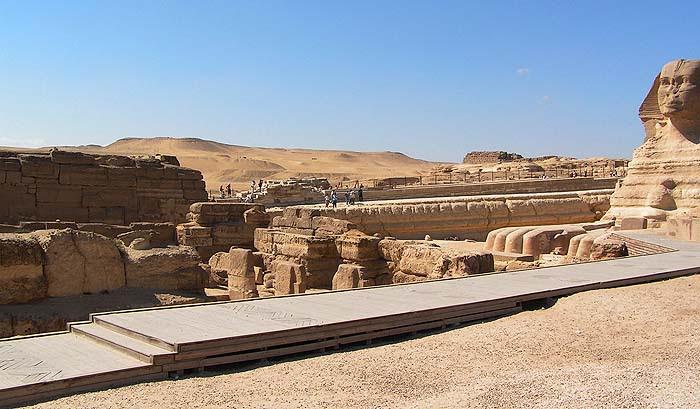 свинкс и древние цивилизации