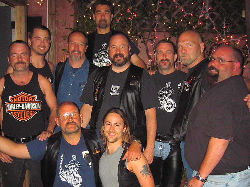 from Jaydon los angeles and gay leather motorcycle club