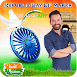 Republic Day DP Maker : 26 January DP Maker Icon