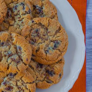 Oatmeal-Raisin Cookies with Flax.