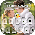 My Photo Keyboard - Picture Keyboard Themes icon