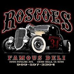 Logo for Roscoes Famous Deli