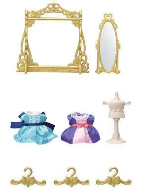 Contenido Real de Sylvanian Families 6013 Set Boutique de Moda