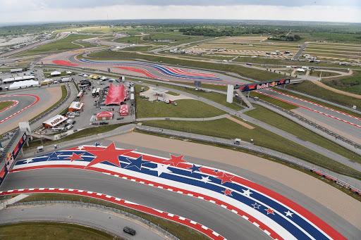 Circuit des Amériques, Moto GP , Austin , Texas
