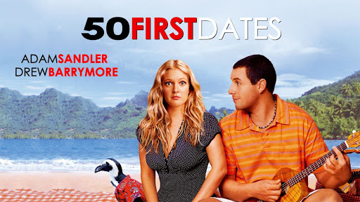 Somewhere over the rainbow 50 first dates