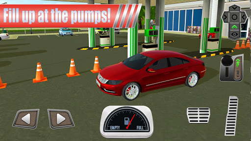 Gas Station: Car Parking Sim  screenshots 12