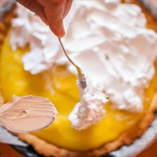 Orange Meringue Pie.