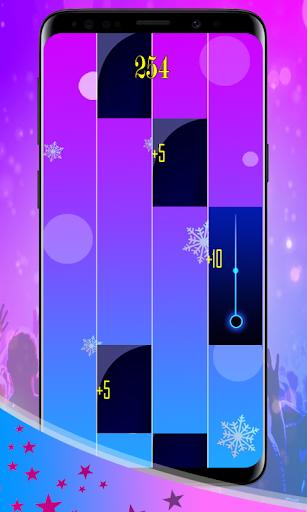 Bad Bunny 🎶 piano game tiles 3.0 screenshots 2
