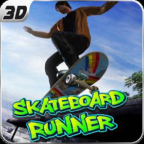 Супер Скейтборд Runner 3D