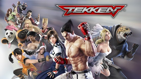 HACK GAME TEKKEN™