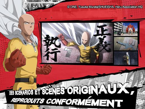 One-Punch Man: Road to Hero fond d'écran 2