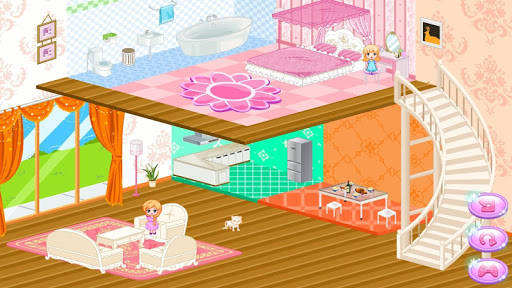 Princess New Doll House Design 1.1.6 screenshots 11