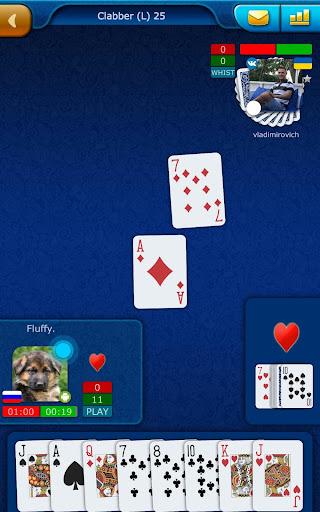 Clabber LiveGames - free online card game screenshots 10