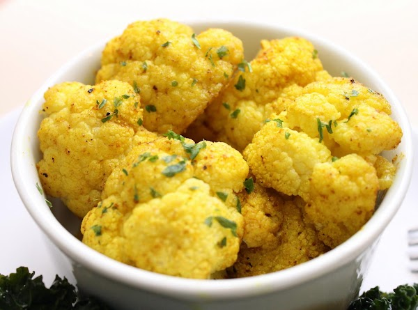 Smokey Curry Cauliflower Recipe