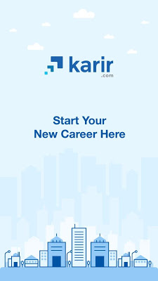 Karir.com - screenshot