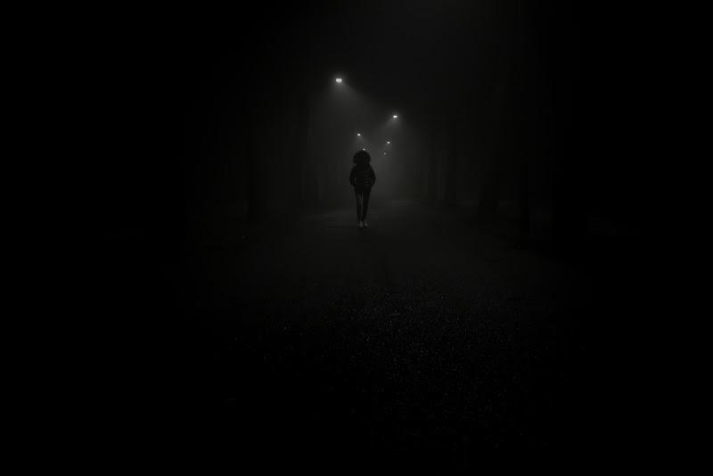 Era a tal punto oscura, profonda e nebulosa che pur figgendo lo sguardo al fondo, non riuscivo a vedere nulla di bepi1969