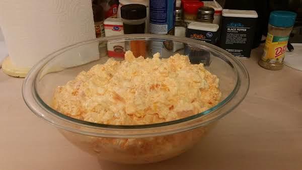 Jody's Summertime Salad Recipe