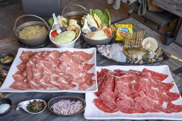 宜蘭火鍋 熊飽鍋物|家喻戶曉大份量肉盤的你來挑戰