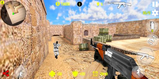 Gun Strike Shoot  captures d'u00e9cran 1