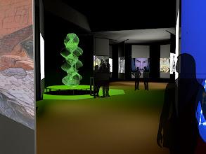 Photo: ARTFUTURA XXI - 02 - ESPACIO PERSISTENCE OF VISION - Visualización 3D - Pocaa
