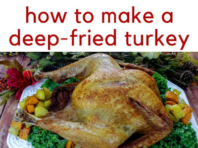 How to Make a Deep-Fried Turkey