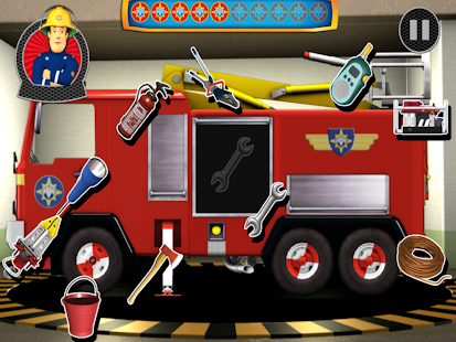 Fireman Sam – Junior Cadet- screenshot thumbnail