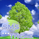 дерево Theme GO SMS icon