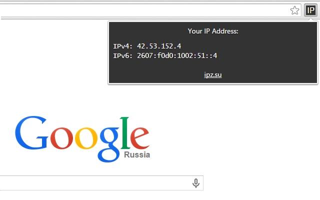 My Current IP / IPv6 Address