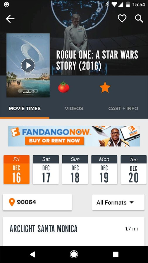 download fandango app