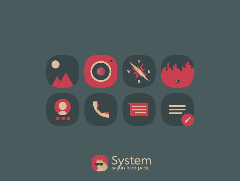 Sagon Icon Pack Screenshot 7