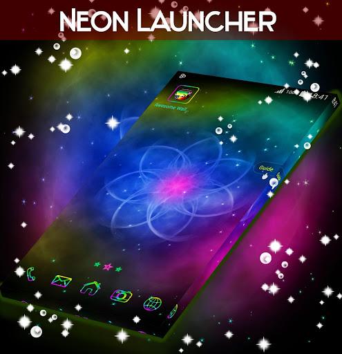 霓虹灯启动|玩個人化App免費|玩APPs