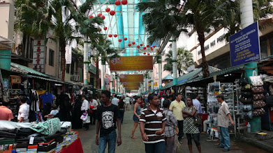 Photo: CALLE COMERCIAL ( CHINA TOWN )
