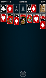 Solitaire Pro - náhled