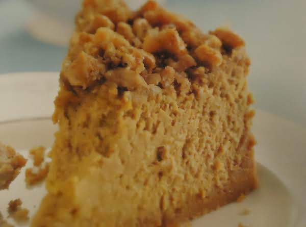 Outstanding Pumpkin Walnut Cheesecake Recipe