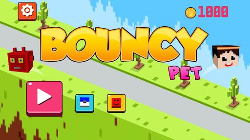 Bouncy Pet