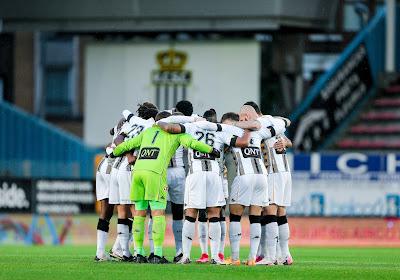 Pas de cas de Covid-19 au Sporting Charleroi, en attente du Cercle pour ce week-end