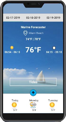 Marine Weather Forecast 29.12 screenshots 8