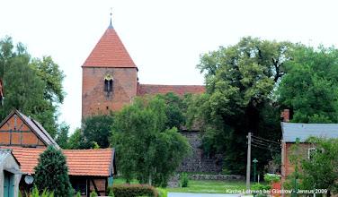 Photo: Kirche Lohmen bei Güstrow