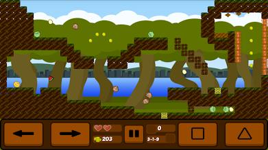 Deggle Deggle 2 : Yellow Ball screenshot thumbnail